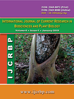 International Journal of Current Research in Biosciences and Plant